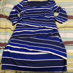 Pullover Dress. EUC